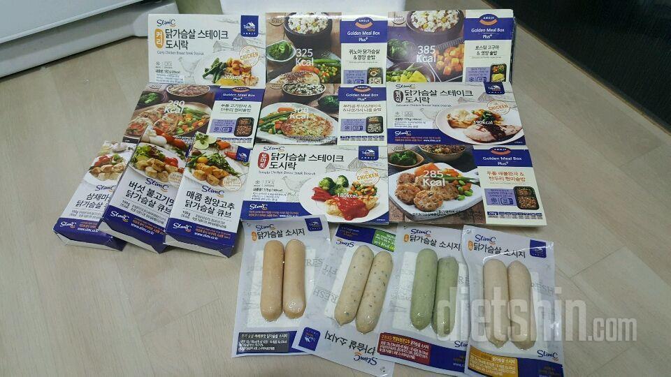 다신7기 명예의 음식들~^^