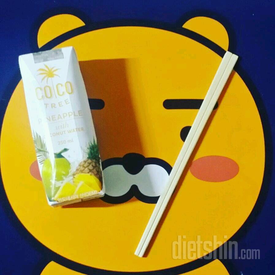 숙취, 나트륨 Out! 초초간단 코코넛워터 아이스바