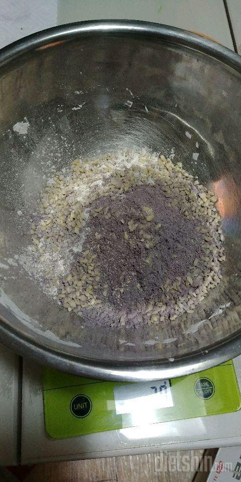 현미+흑미+통밀식빵