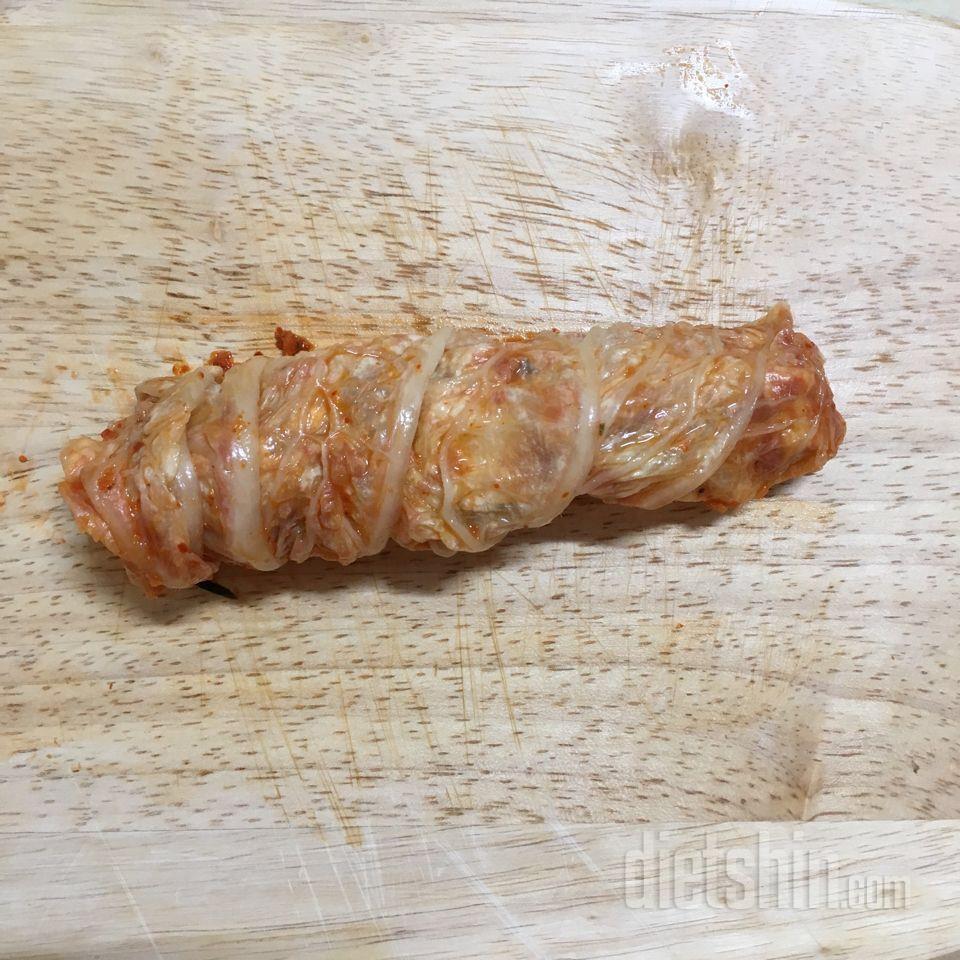 [공모전2] 곤약우동(feat.닭가슴살김치말이)
