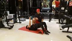 멋진 힙과 상체근육 키워주는 운동!