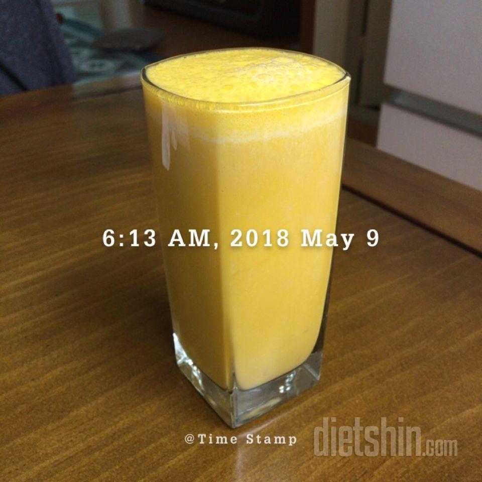 2018/5/9 D+15 아침