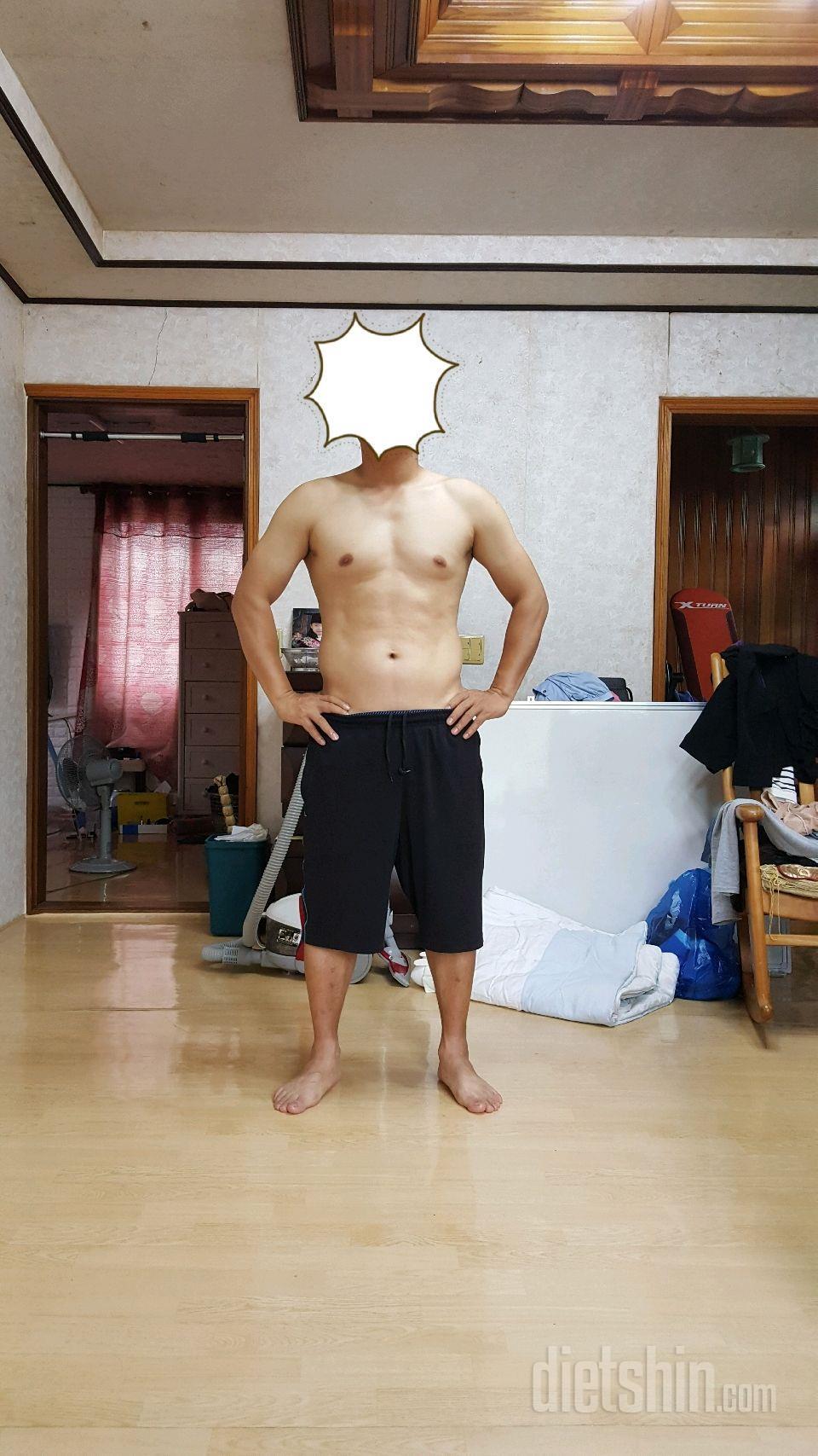 제가 뚱뚱한가요??
