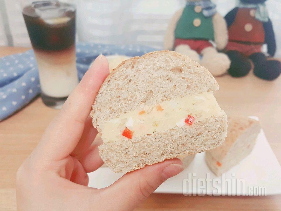 모닝샌드위치(feat.감자샐러드)