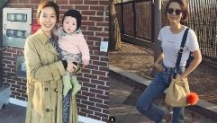 김나영, 출산후 14kg 찐 살 뺀 식단!