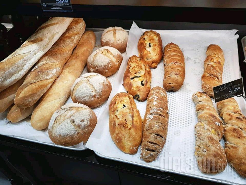 빵순이어터의 토요일