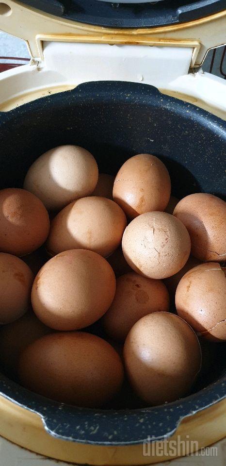 구운달걀  넘 좋아여
