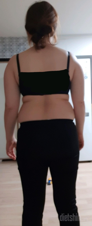 [다신 13기 필수미션] 체중 전신 사진