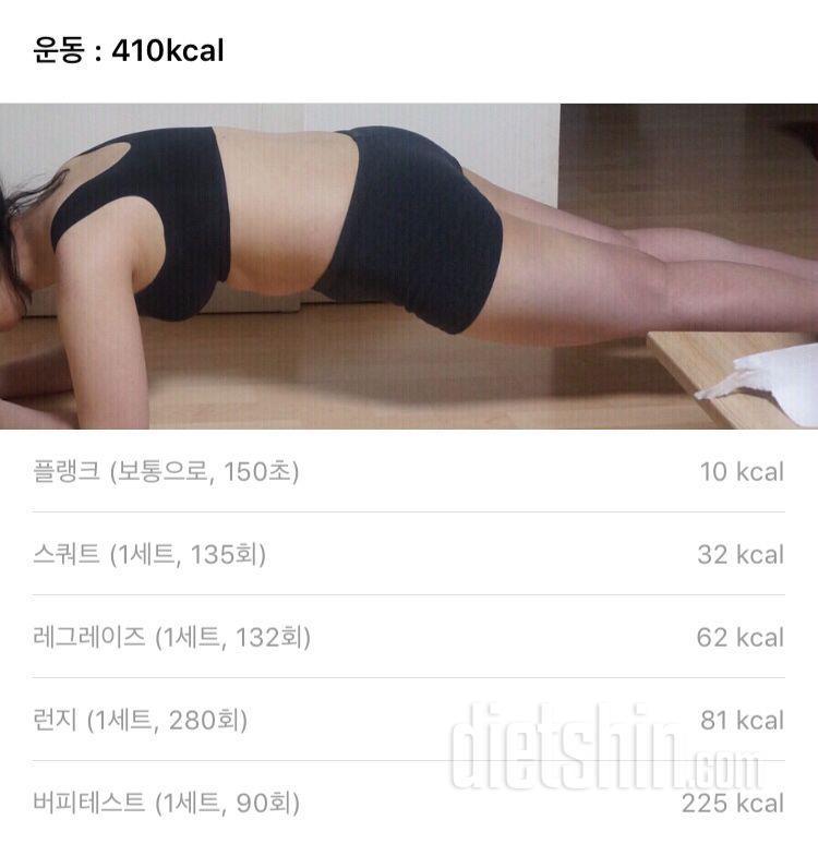 [다신 13기 운동 미션] 30일차