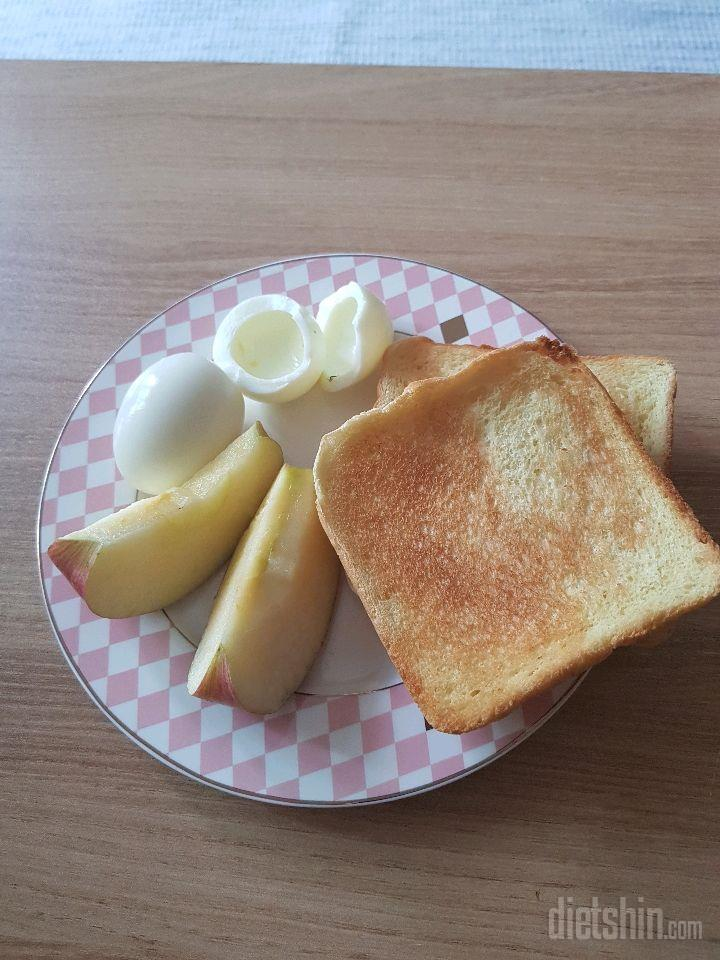 아침,점심식단