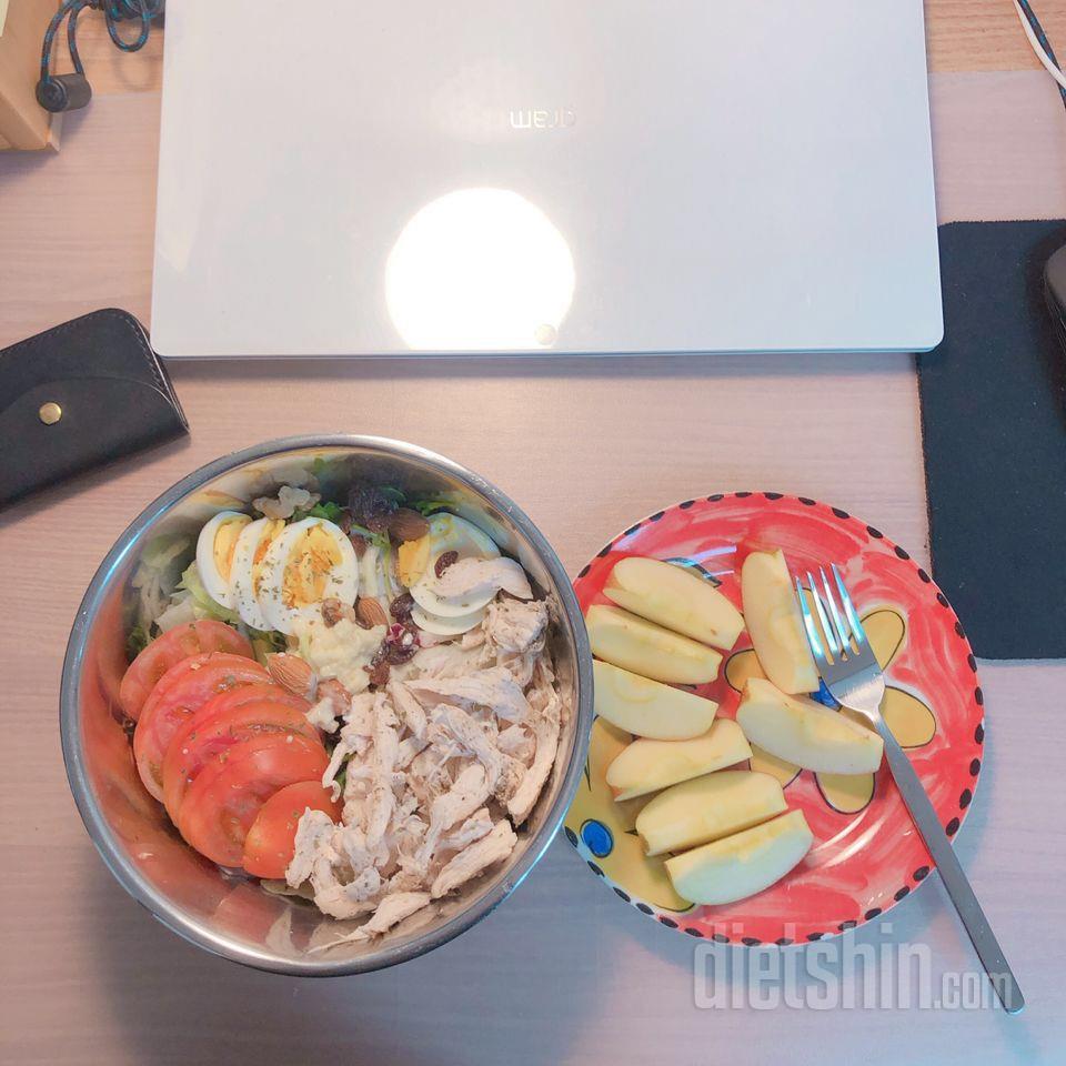 점심, 저녁 두끼 식단