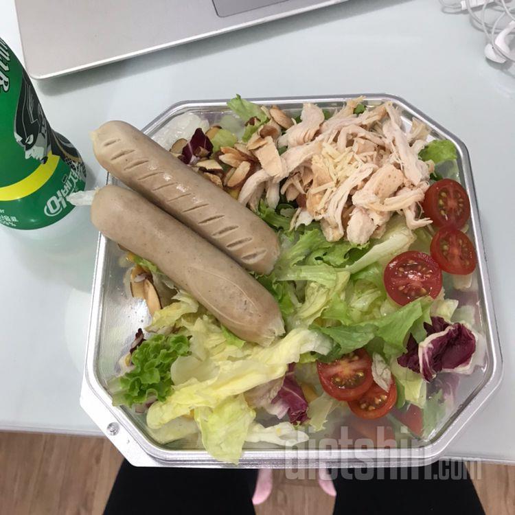 오늘 식단