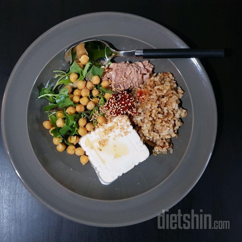 최근 식단