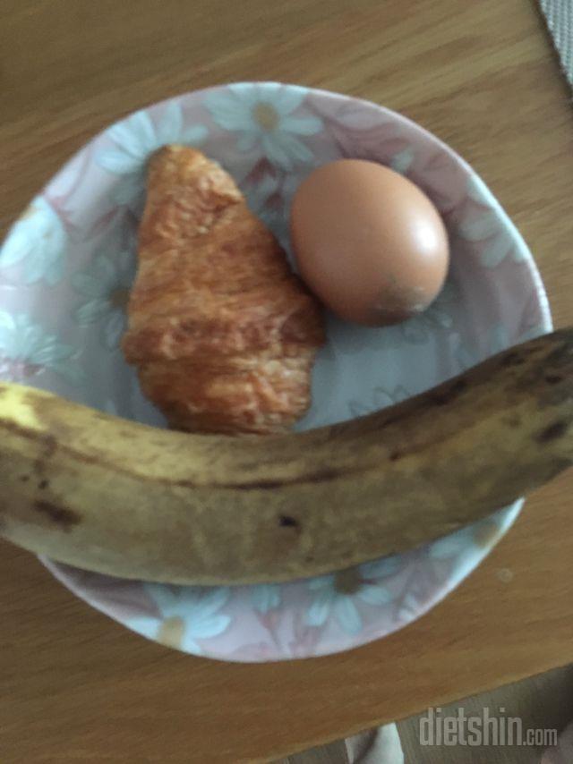 아침식사~