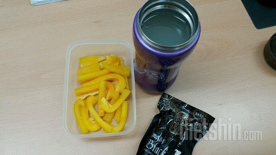 콩콩볼 디톡스 2일차