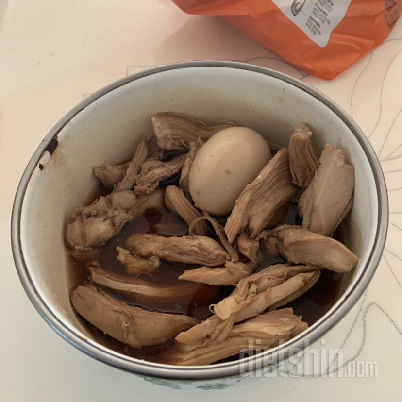 닭가슴살 장조림!