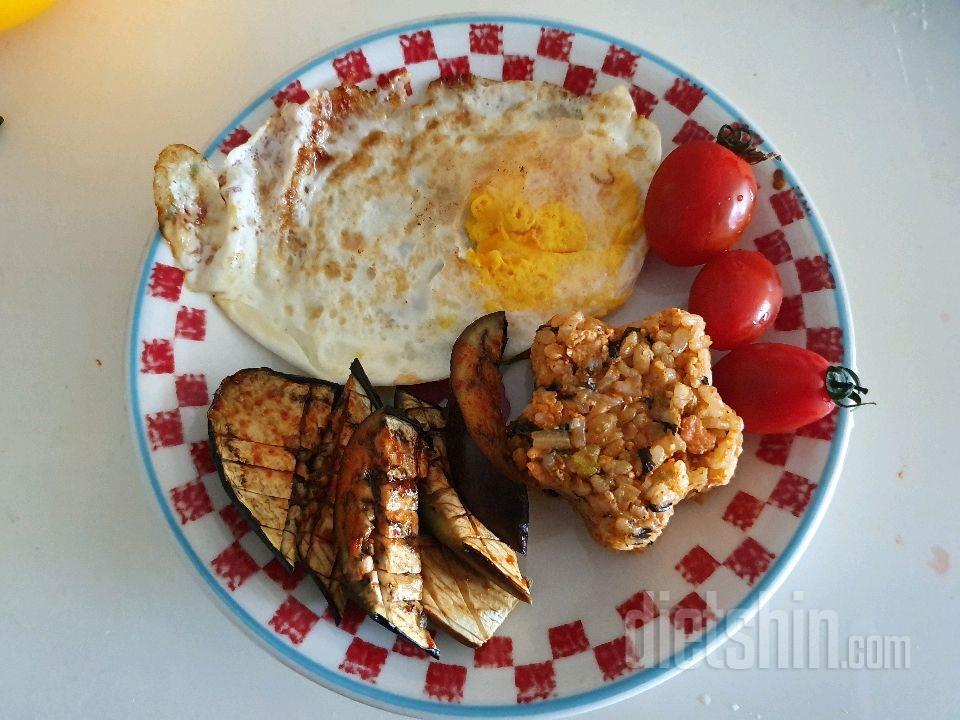 오늘은현미밥 마지막 체험5번째[닭갈비]