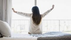 일찍 자고 일찍 일어나는 다이어트가 최고?!