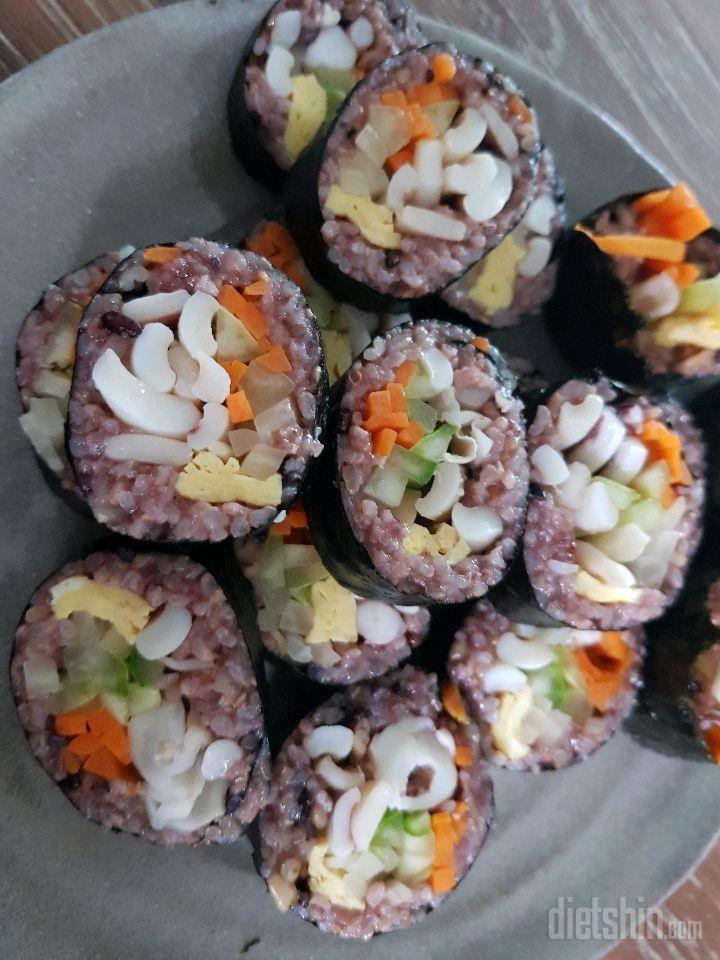 오징어김밥