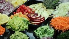 다이어트 효과 극대화를 위한 음식 궁합!