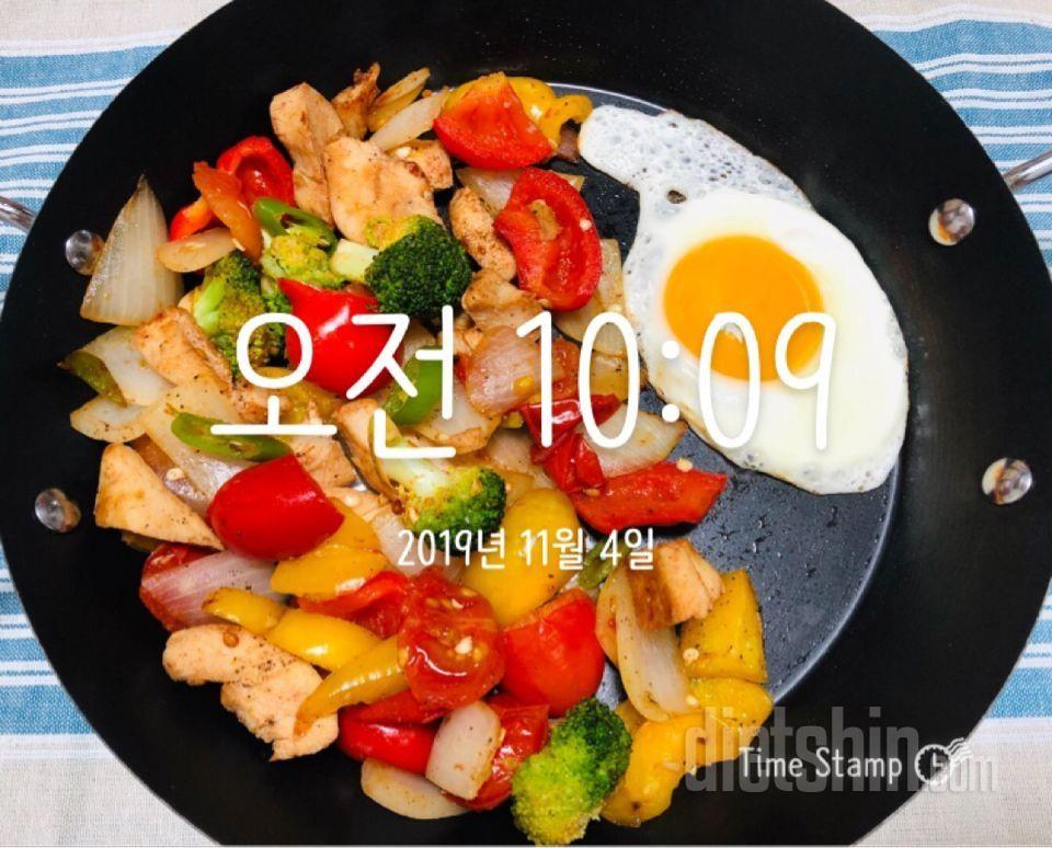 11월4일 월요일 식단