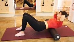 초보자도 쉽게 따라하는 홈 필라테스 –어깨 근육 풀어주기 편