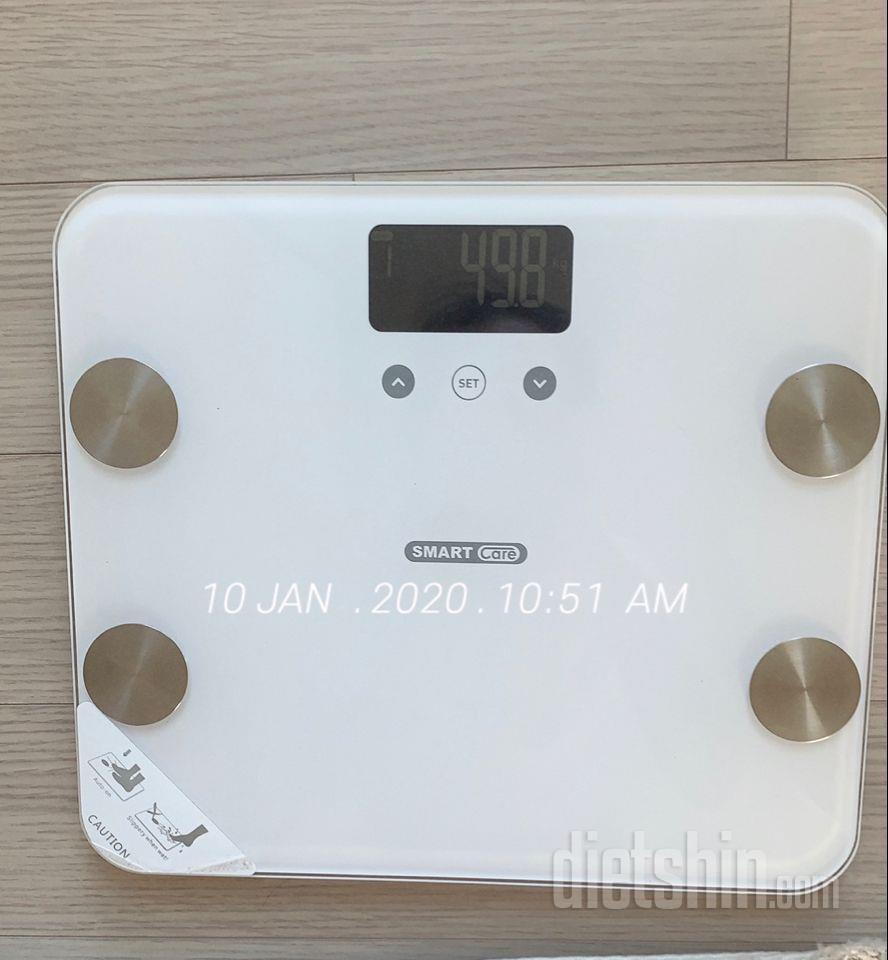 62kg->49kg 감량