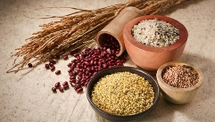 먹는데도 살이 빠지는 다이어트 곡물 추천!