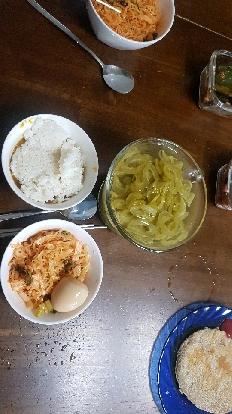 05월 29일( 점심식사 608kcal)