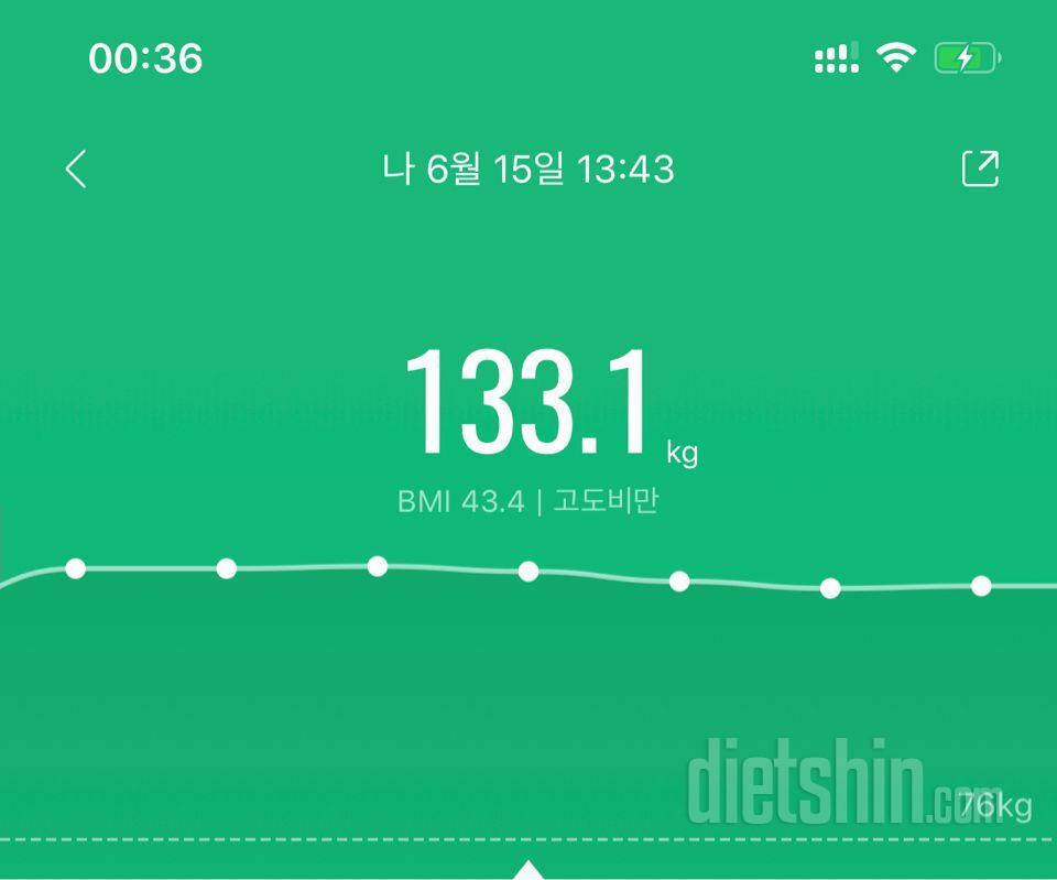 [다린이] 다이어트 시작 합니다!!