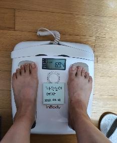 한달동안 10kg감량-30일 도전 후기