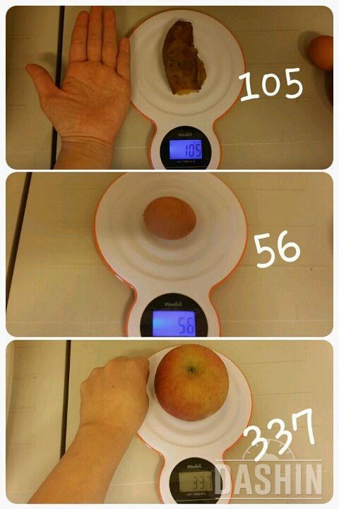 도전! 다신 1기! 18일😁(-4.2kg)