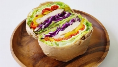 탄수화물에 대한 죄책감없이 즐기는 '언위치 샌드위치'!