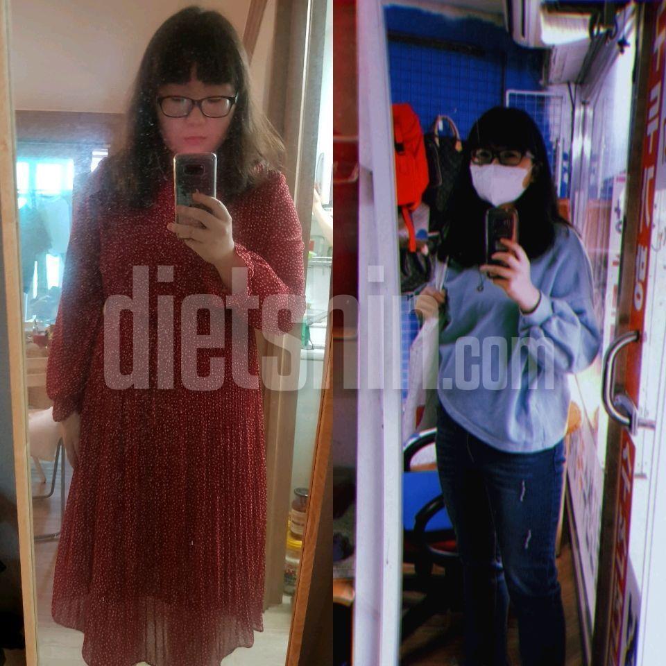 다이어트 7개월(D+215)