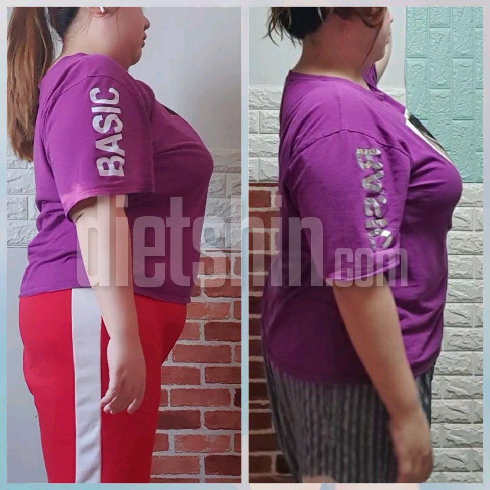 5주동안 -10kg (초고도비만다이어트)
