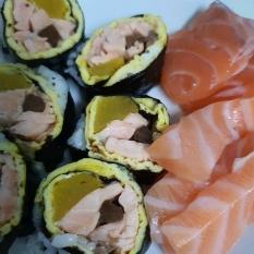 밥없는 김밥 👍