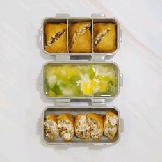 두부유부초밥 계란국