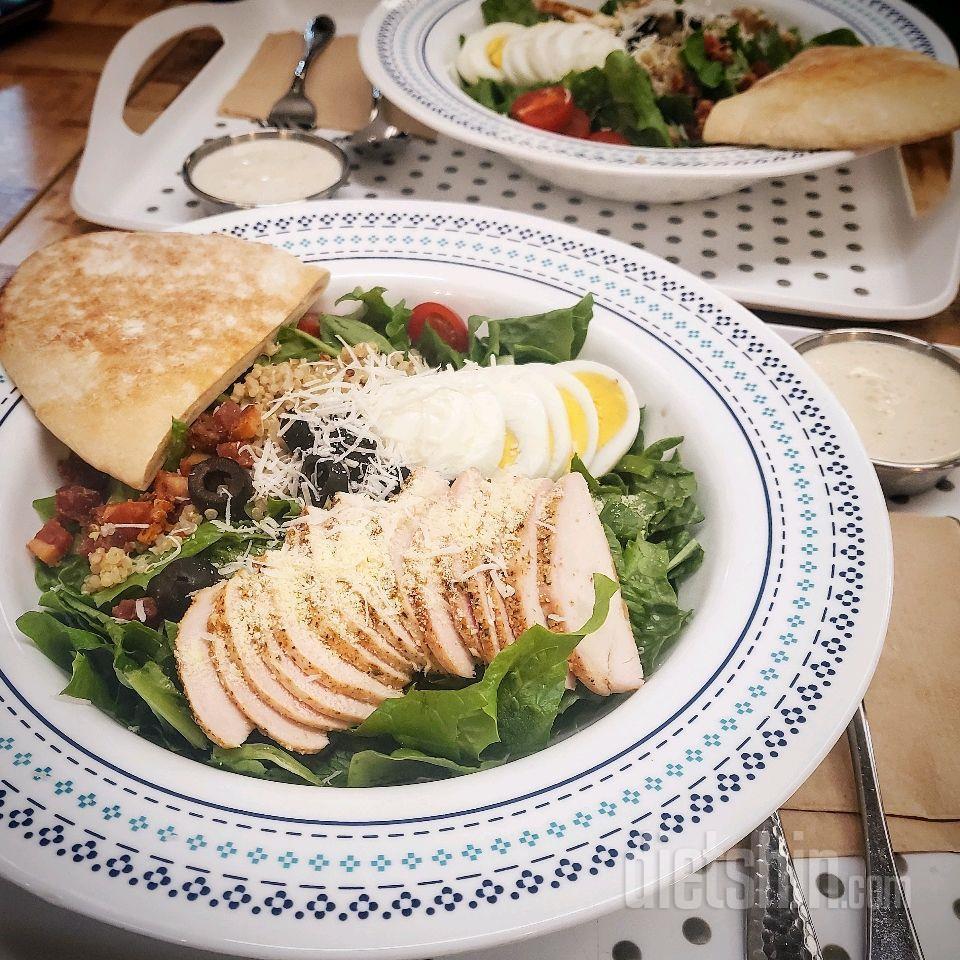 어제 점심