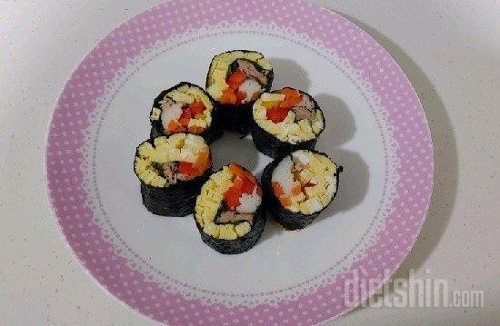 샥슈카 에그인헬,계란김밥, 훈제오리 월남쌈,