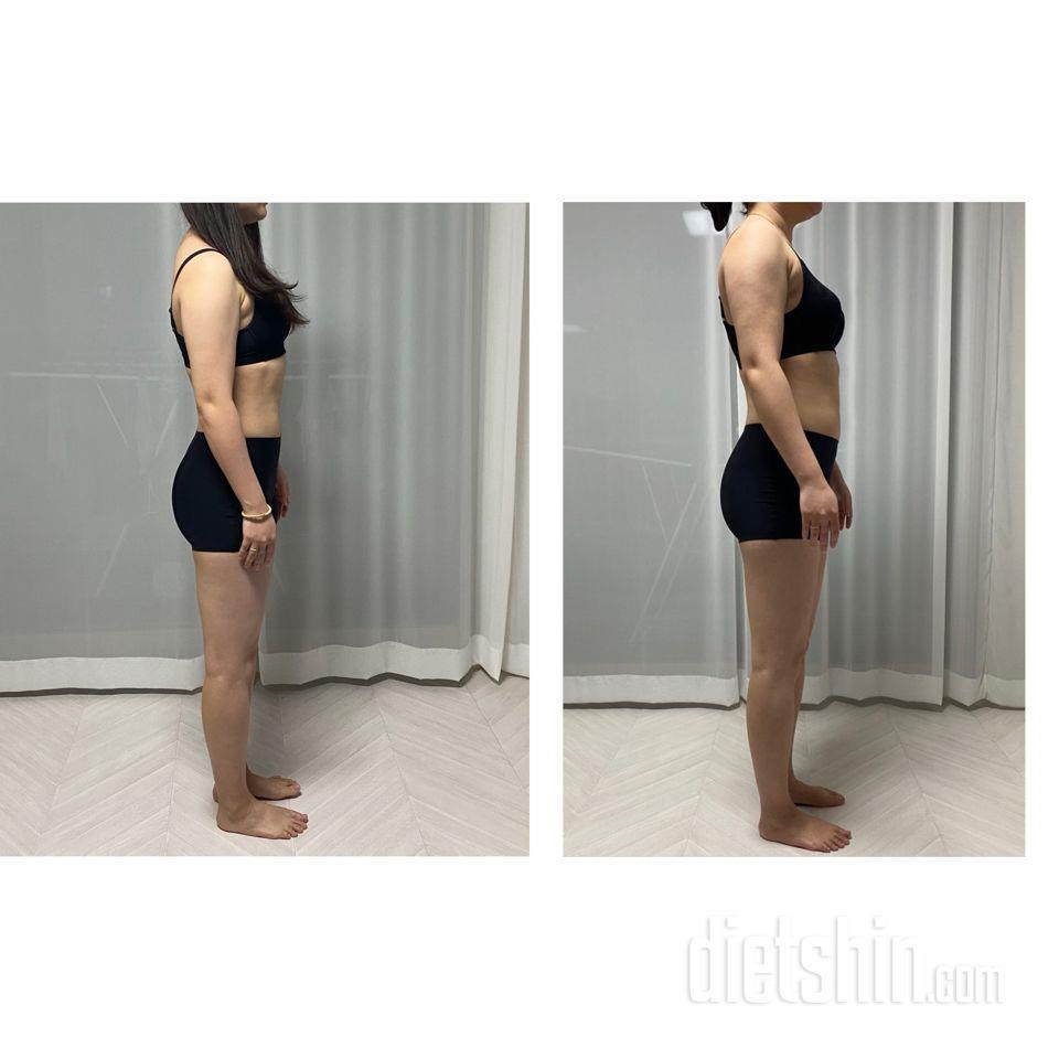 체지방 9kg감량후 바프촬영