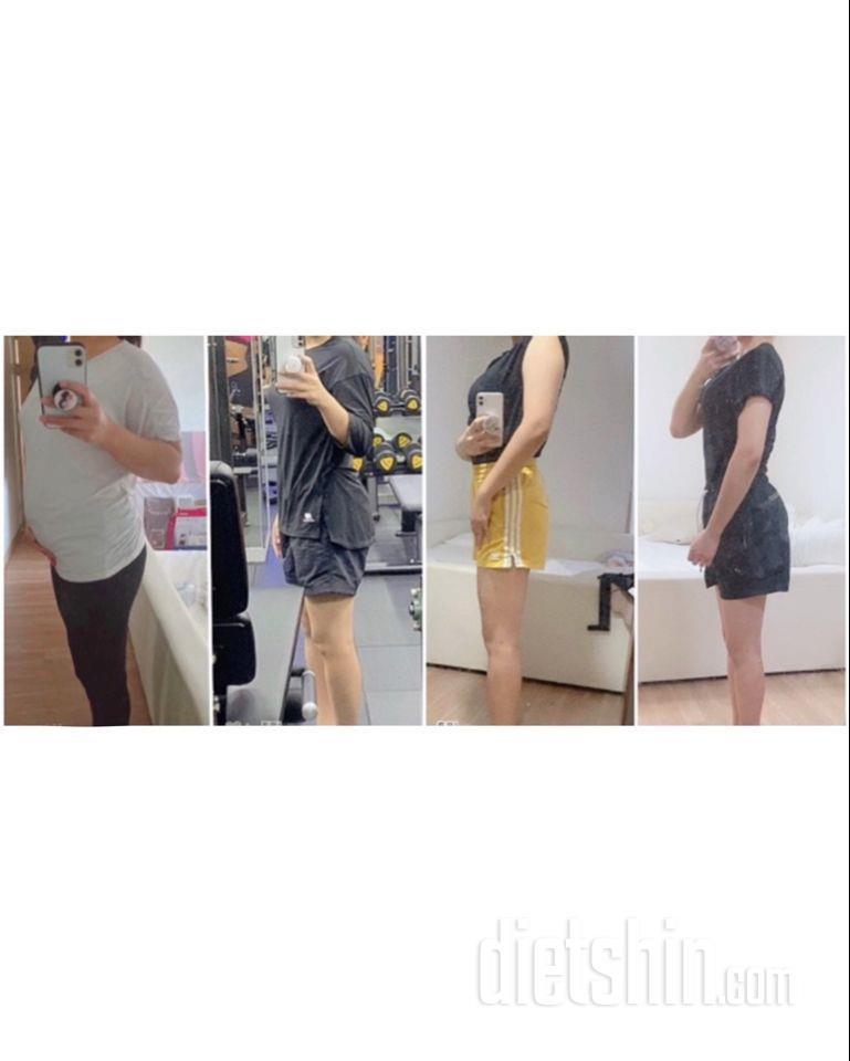 72kg->\;48kg 두번째 다이어트 성공