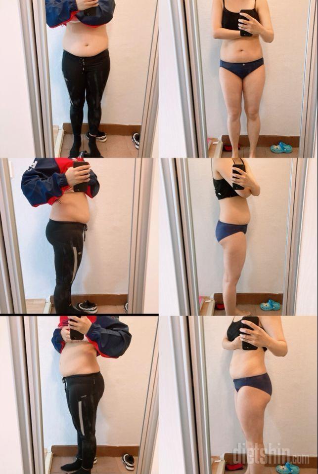 70일간 다이어트ing (62.5-56.4) 6kg감량