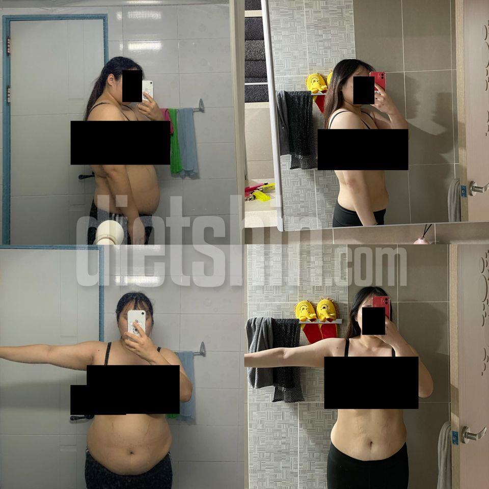 다이어트 106차 (-25kg)