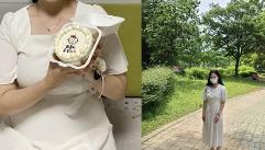 72kg→55kg, 출산후 완벽한 몸매로 돌아온 특급비결!