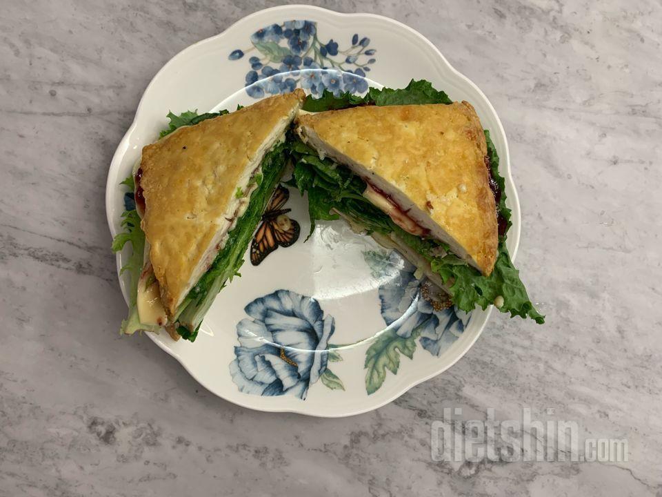두부 샌드위치