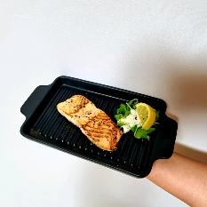 연어스테이크, 연어덮밥, 연어구이샐러드로 맛있게 다이어트해요^^