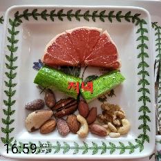 06월 20일( 저녁식사 118kcal)