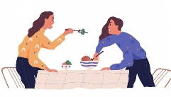 다이어트할 때 채식하면, 뭐가 좋아요?