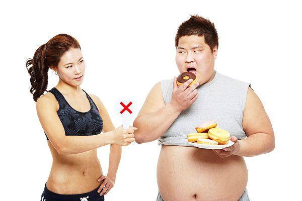 다이어트 우울증 극복하기