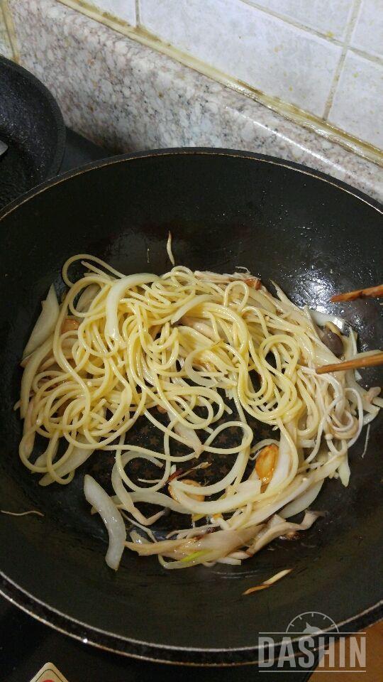 다이어트 두유크림파스타